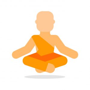 Fotolia 113744994 Subscription Monthly M 300x300 - Buddhist monk icon