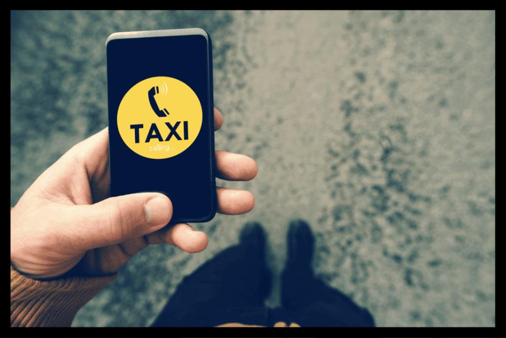 taxi - concentrarsi nello studio