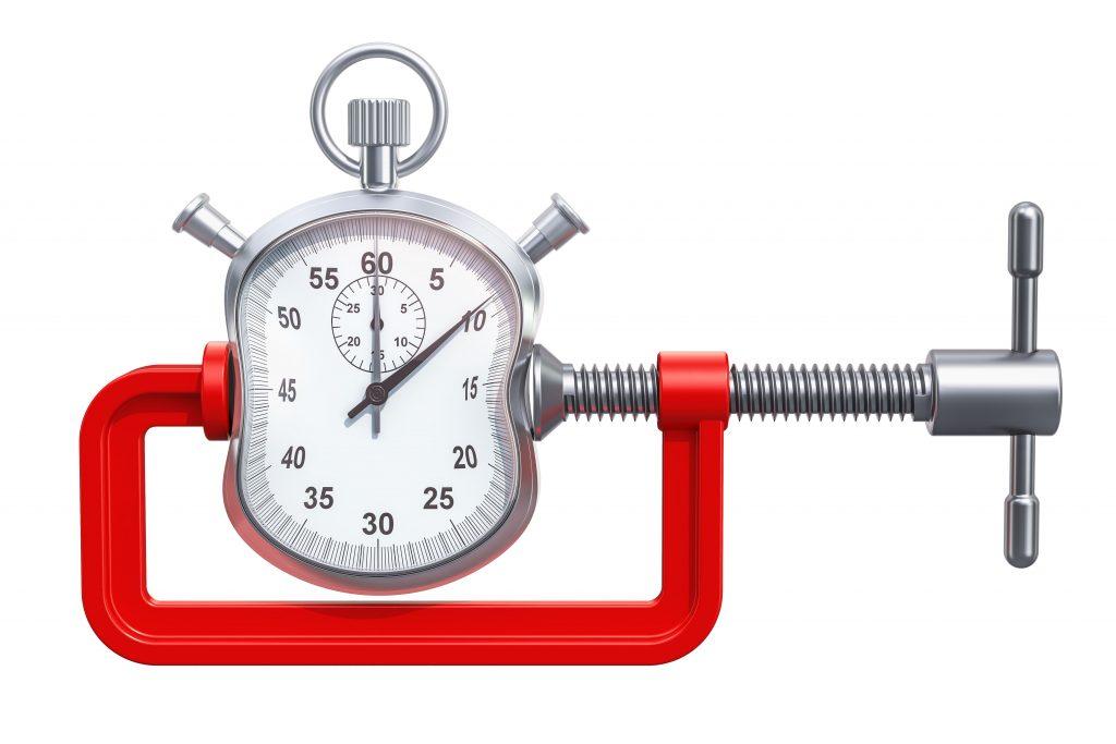 tempo pressione concentrazione studio 1024x683 - Come Concentrarsi nello Studio Universitario [4 Tecniche Pratiche]