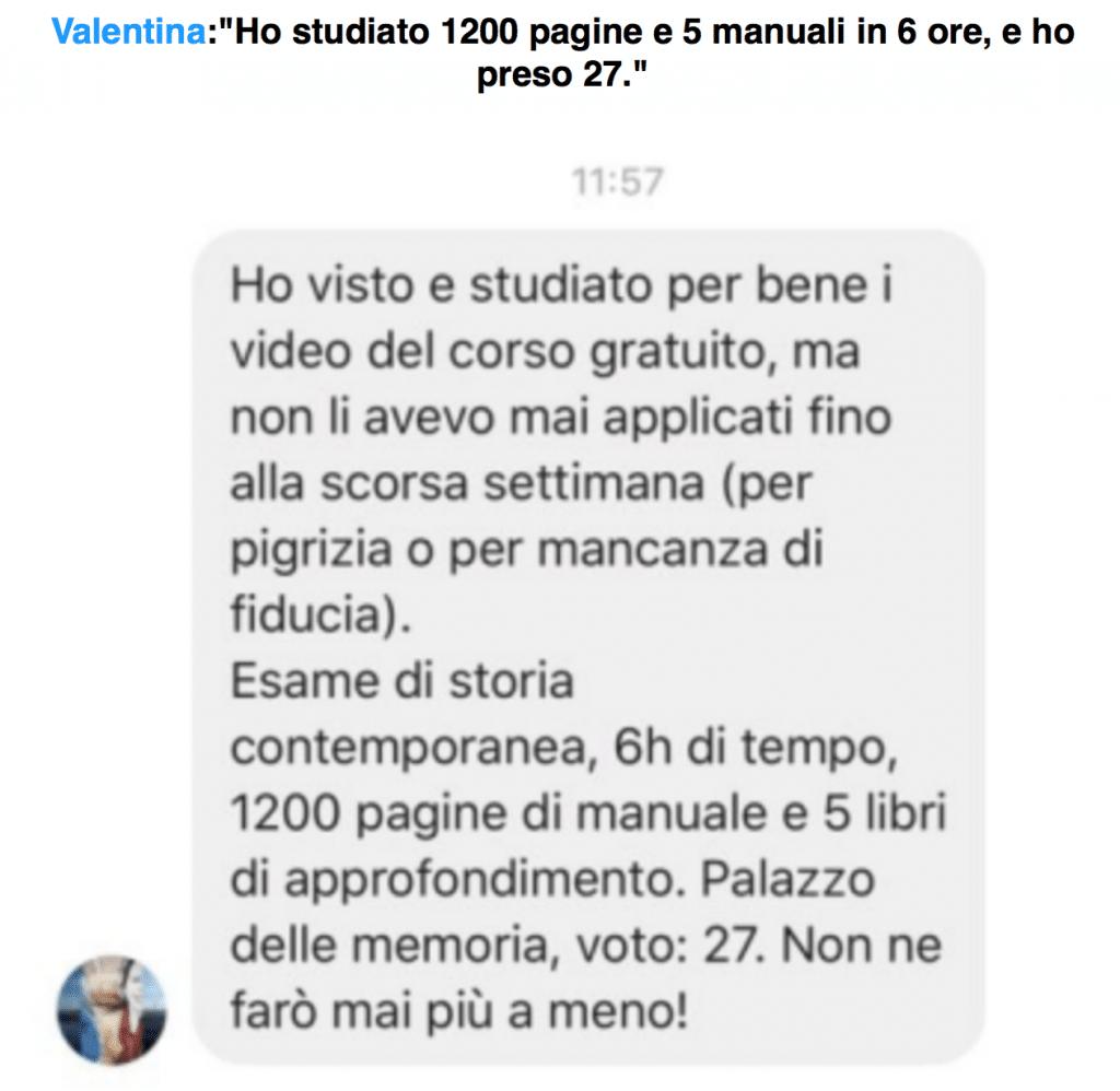 Metodo Universitario Truffa