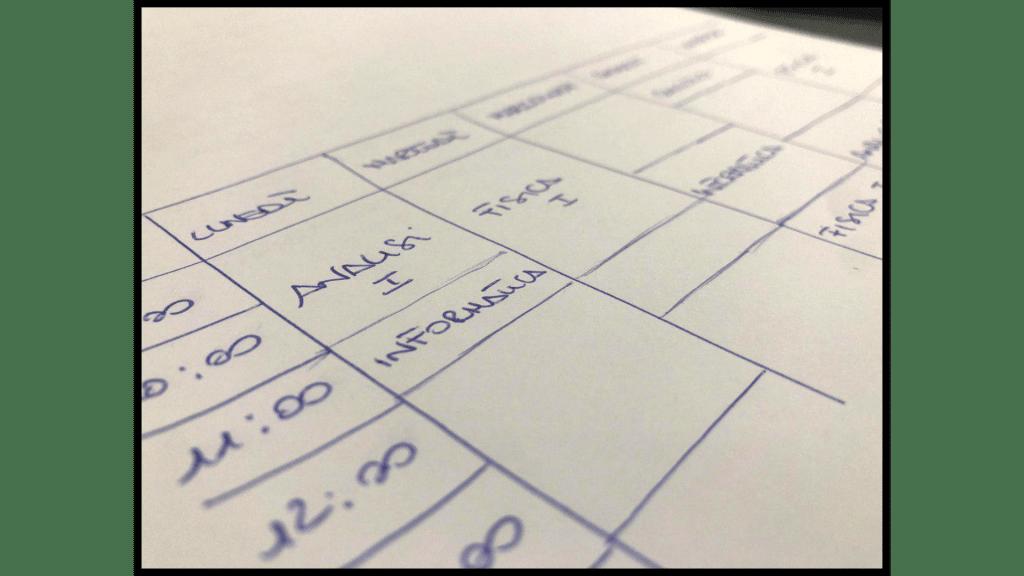 calendario organizzazione studio università 1024x576 - Metodo di Studio Universitario: la Guida Definitiva n.1 in Italia [OCME]