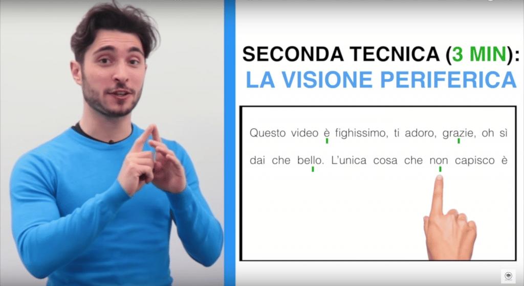 seconda-tecnica-lettura-veloce-visione-visione-periferica