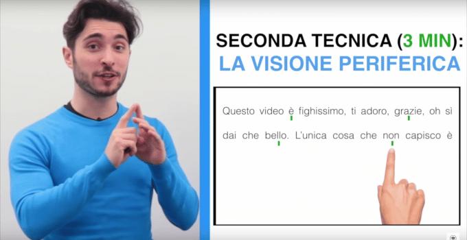 seconda tecnica lettura veloce visione periferica 680x350 - Lettura Veloce: la Guida Definitiva per l'Università [Le 4 Tecniche Migliori]