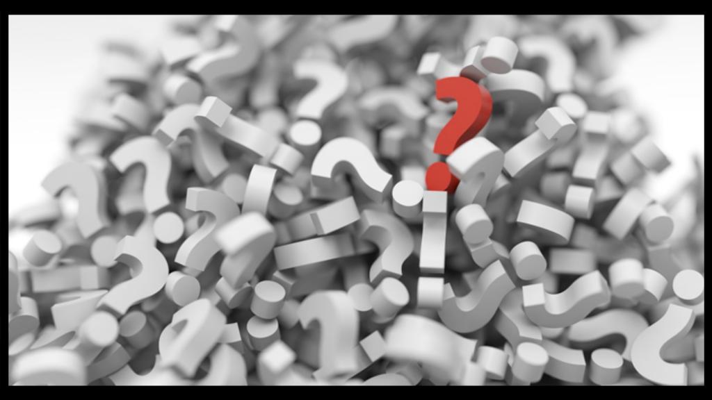 organizzare studio domande 1 1024x576 - Organizzare lo studio: la Prima Fase del Metodo OCME per gli esami.