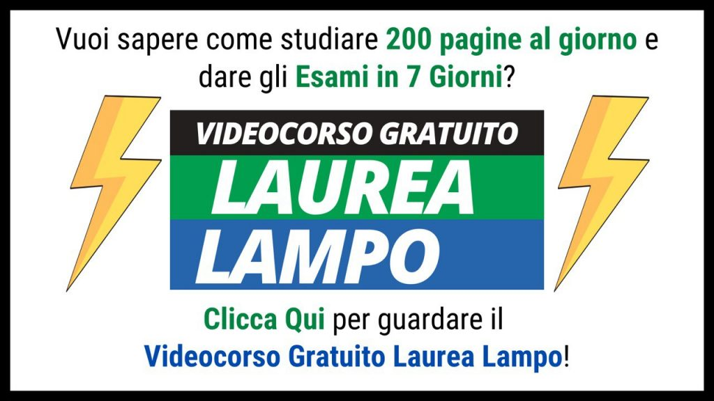 photo 2020 04 25 17.05.01 1024x576 - Laurea Lampo - il Webinar Gratuito per Studiare 200 Pagine al Giorno [Link e Opinioni]
